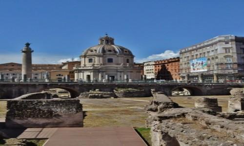 Zdjęcie WłOCHY / Lazio / Rzym / Rzym, Piazza Venneto