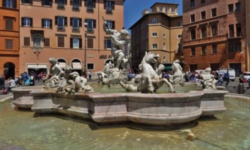 Zdjecie WłOCHY / Lazio / Rzym / Rzym, Piazza Navona