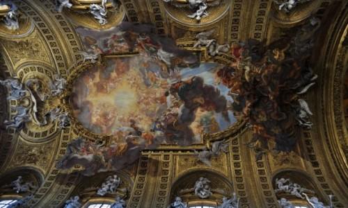 Zdjęcie WłOCHY / Lazio / Rzym / Rzym, Il Gesu