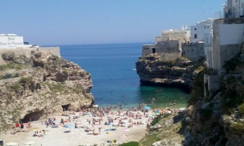 Zdjęcie WłOCHY / Apulia / Polignano a Mare / Italia