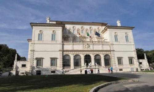 WłOCHY / Lazio / Rzym / Rzym, pałac Borgiów