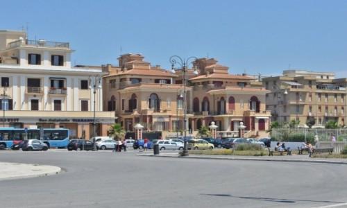 WłOCHY / Lazio / Rzym / Ostia, kurort