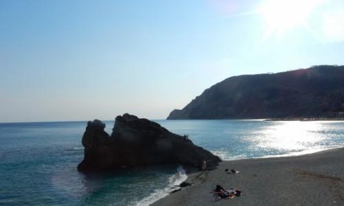 Zdjęcie WłOCHY / Liguria / Monterosso / Cinque terre