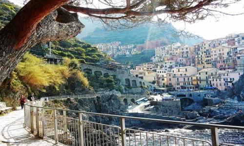 Zdjęcie WłOCHY / Liguria / Manarola / Cinque terre