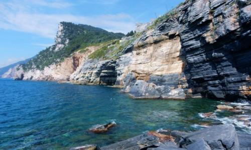 Zdjęcie WłOCHY / Liguria / Grota Byrona / Portovenere