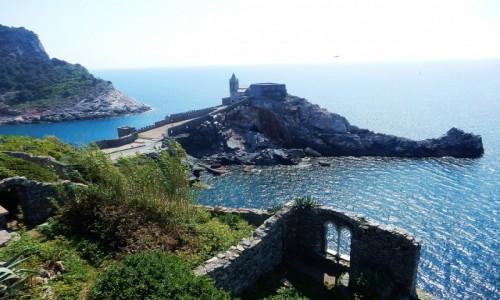 Zdjęcie WłOCHY / Liguria / Kościół św. Piotra / Portovenere