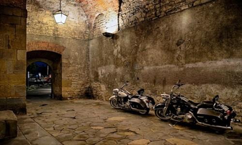 Zdjęcie WłOCHY / Lombardia / Bergamo/Citta Alta / podróż w czasie...