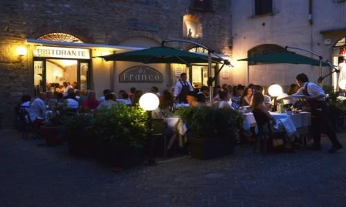Zdjęcie WłOCHY / Lombardia / Bergamo/Citta Alta / spotkania...