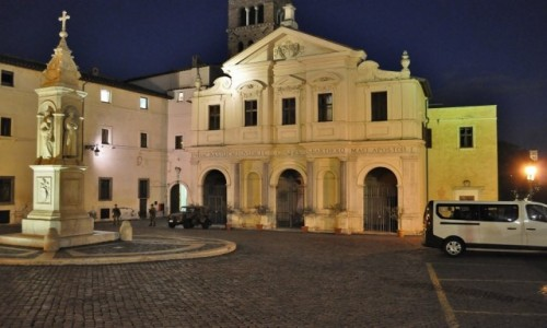 WłOCHY / Lazio / Rzym / Zatybrze, na granicy getta i zatybrza