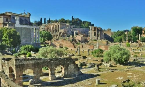 Zdjęcie WłOCHY / Lazio / Rzym / Rzym, antyk