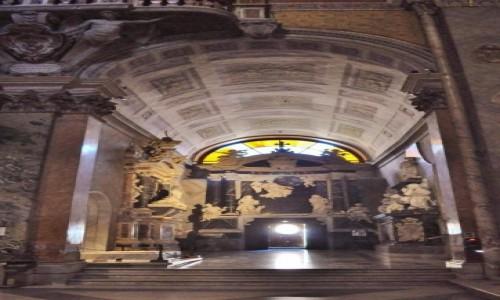 Zdjęcie WłOCHY / Lazio / Rzym / Rzym, okolice Panteonu, S. M. Sopra Minerwa