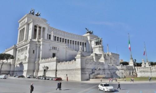 Zdjęcie WłOCHY / Lazio / Rzym / Rzym, Piazza Venezia