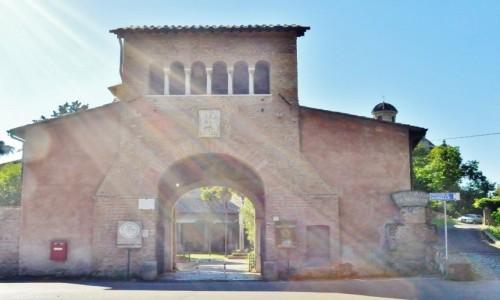 Zdjęcie WłOCHY / Lazio / Rzym / Rzym, opactwo trzech fontann