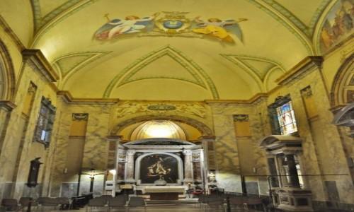 Zdjęcie WłOCHY / Lazio / Rzym / Rzym, opactwo trzech fontann, kościół męczeństwa św. Pawła z Tarsu