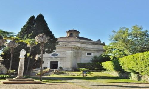 Zdjęcie WłOCHY / Lazio / Rzym / Rzym, opactwo trzech fontann, więzienie św. Pawła