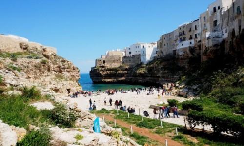 Zdjęcie WłOCHY / Apulia / Poligione di Mare / Plaża