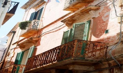 Zdjecie WłOCHY / Apulia / Poligione di Mare / Balkon