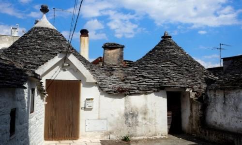 Zdjęcie WłOCHY / Apulia / Alberobello / Białe domki
