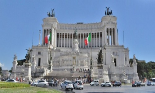 Zdjecie WłOCHY / Lazio / Rzym / Rzym, Ołtarz Ojczyzny