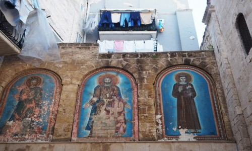 Zdjecie WłOCHY / Apulia / Bari / Church of San Marco dei Veneziani