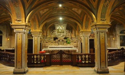 Zdjęcie WłOCHY / Apulia / Bari / Kaplica