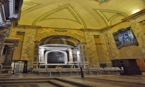 Zdjecie WłOCHY / Lazio / Rzym / Rzym, kościół męczeństwa św. Pawła