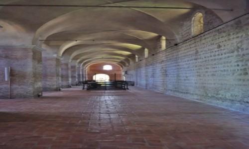 Zdjecie WłOCHY / Lazio / Rzym / Rzym, kościół opacki, boczna nawa