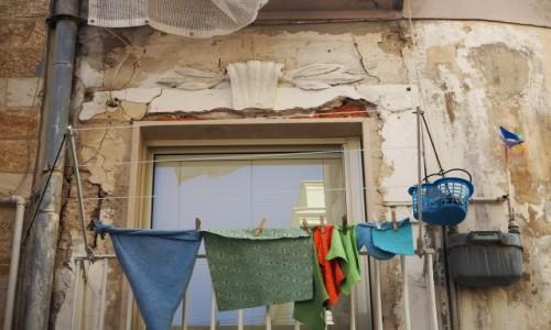 Zdjecie WłOCHY / Apulia / Bari / Okno