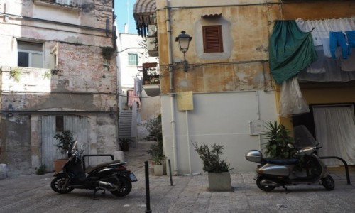 Zdjecie WłOCHY / Apulia / Bari / Obrazek z Bari