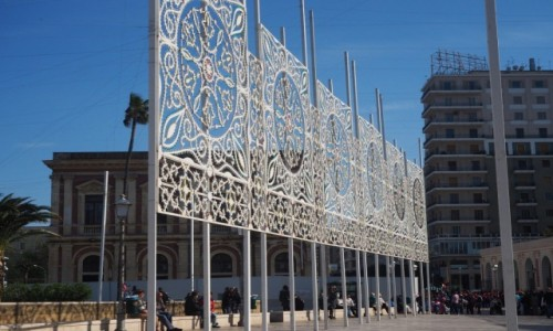 Zdjecie WłOCHY / Apulia / Bari / Dekoracje świąteczne?
