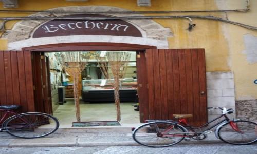 Zdjecie WłOCHY / Apulia / Bari / Rzeźnik