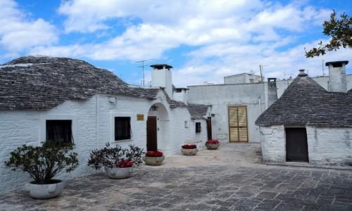 WłOCHY / Apulia / Alberobello / Alberobello
