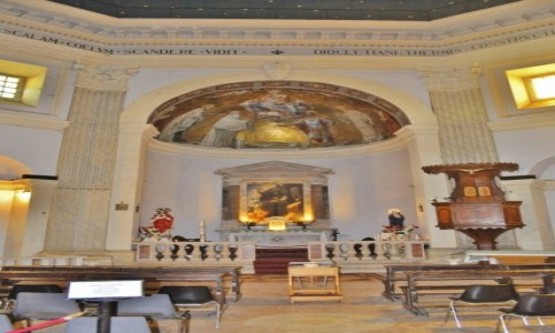 Zdjecie WłOCHY / Lazio / Rzym / Rzym, więzienie św. Pawła