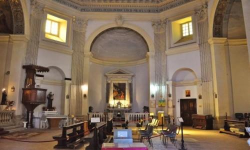 WłOCHY / Lazio / Rzym / Rzym, więzienie św. Pawła