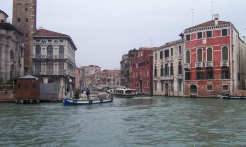 Zdjecie WłOCHY / brak / Wenecja / Wenecja zimową pora