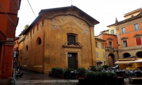 Zdjęcie WłOCHY / Emilia-Romania / Bolonia / Kościółek