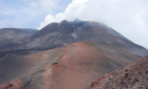 Zdjecie WłOCHY / Sycylia / Katania / Wulkan Etna 2