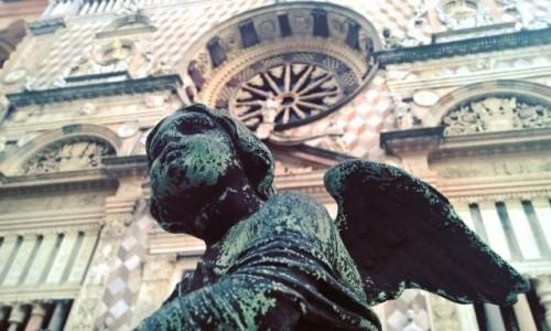 Zdjecie WłOCHY / Lombardia / Bergamo / anioł