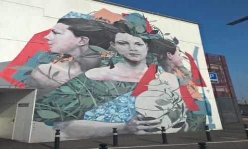 Zdjecie WłOCHY / Lombardia / Bergamo / street art