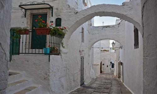 Zdjęcie WłOCHY / Apulia / Ostuni / Ostuni