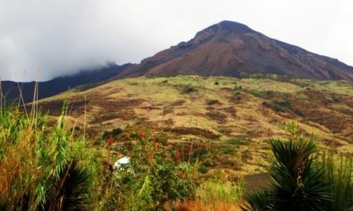 Zdjęcie WłOCHY / Wyspy Liparyjskie / Stromboli / wulkan