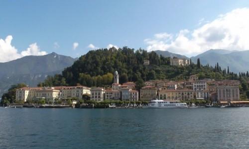 Zdjecie WłOCHY / Lombardia / Jezioro Como - Bellagio / Lago Di Como