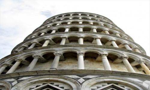 Zdjęcie WłOCHY / Toskania / Piza / Obowiązkowe zdjęcie krzywej wieży