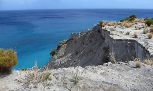Zdjęcie WłOCHY / Wyspy Liparyjskie / Lipari / wybrzeże Lipari