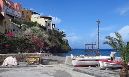 Zdjęcie WłOCHY / Wyspy Liparyjskie / Lipari / Canneto
