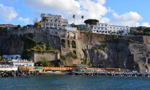 Zdjęcie WłOCHY / - / Capri / Sorrento