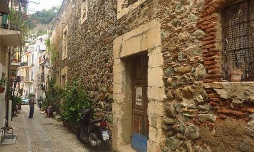 Zdjęcie WłOCHY / Kalabria / Scilla / część północna Scilli - uliczka