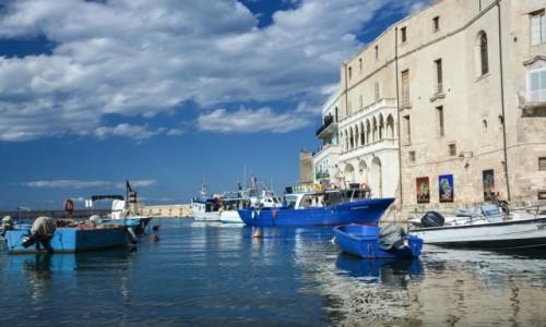 Zdjęcie WłOCHY / Apulia / Monopoli / Monopoli