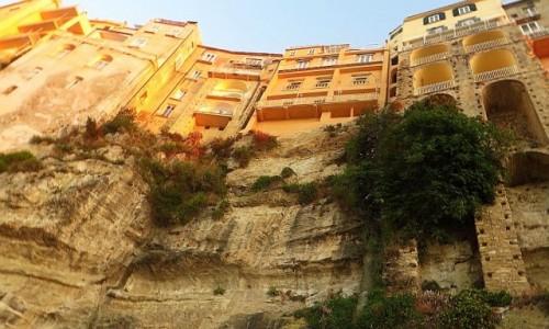 Zdjęcie WłOCHY / Kalabria / Tropea / Tropea miasteczko na skale