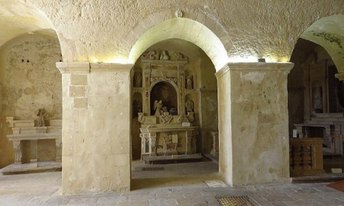 Zdjecie WłOCHY / Basilicata / Matera / kościół San Pietro Barisano
